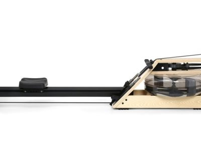 Waterrower A1 natural rowing machine side view2