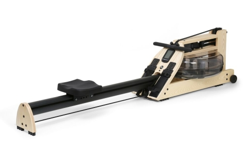 Waterrower natural rowing machine oblique 2