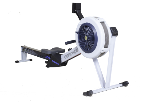 Concept 2 Model D indoor rowing machine, PM3 Monitor