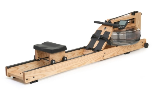 Waterrower natural wooden rowning machine-oblique